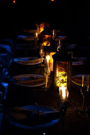 Halloween Flood Lights by Hosting A Spooky Halloween Dinner Party At Spider Temple