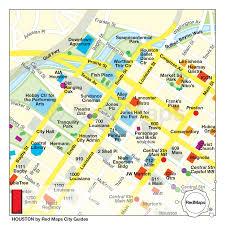 Downtown Houston Tunnel Map Houston Map Houston Maps Texas Us Maps Of Houston Houston Area