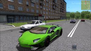 city car driving lamborghini city car driving lamborghini aventador
