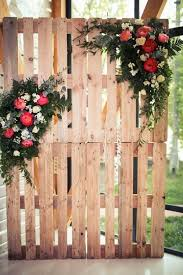 wedding backdrop rustic trending 15 wedding backdrop ideas for your ceremony oh