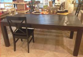 target parsons dining table pier 1 parsons java dining table kitchen nook pinterest java