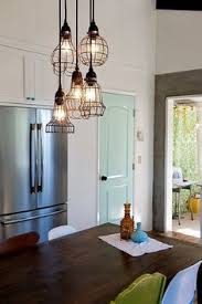 lighting for kitchen table hanging lights over dining table industrial google search