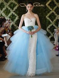 The Best Wedding Dresses 36 Colorful Wedding Gowns That Prove You Don U0027t Have To Wear White