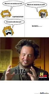 Dota Memes - dota by valenvenge meme center