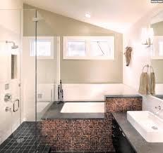 Sichtschutz Fur Dusche Ideen Bad Dachschräge Bauwerk On Ideen Auf Badezimmer Mit
