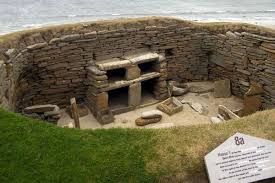 Home Plumbing System Skara Brae Orkney Islands Is Home To The First Plumbing System