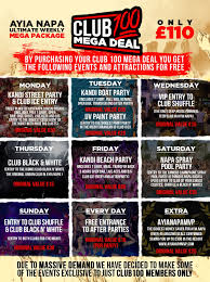 guide to ayia napa clubs and afterparties