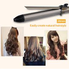 pageant curls hair cruellers versus curling iron only 18 25 28mm professional ceramic electric hair curler hair