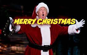 why do we say merry not happy ne wall