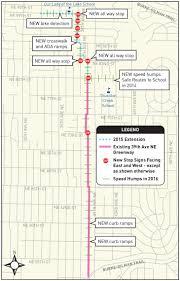 Seattle Bike Map by Seattle Department Of Transportation Seattle Neighborhood