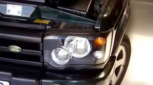 discovery 2 rear light conversion how to remove the grille and headlights on land rover discovery td5