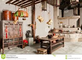 Old Kitchen Design by China Old Kitchen Furnishings Royalty Free Stock Photos Image