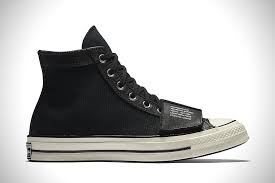 casual motorcycle shoes converse x neighborhood motorcycle chuck taylors hiconsumption