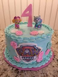 Paw Patrol Cake Decorations 21 Skye Paw Patrol Party Ideas Pretty My Party