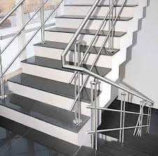 Stainless Steel Banister Stainless Steel Stair Railing Stainless Steel Stairs Gl Railing
