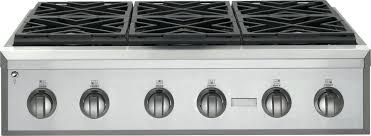 Ge Profile Gas Cooktop 30 Kitchen The Ge Cgs990setss Cafe 30 Stainless Steel Gas Slide In