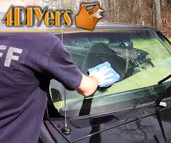 Interior Windshield Cleaning Tool How To Super Clean Your Windshield 4 Steps With Pictures