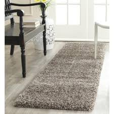 Shaggy Grey Rug Shag Runner Rugs Shop The Best Deals For Nov 2017 Overstock Com