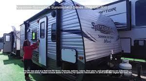 keystone springdale summerland series mini sm1800 youtube