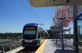 seatac light rail station new angle lake light rail station to open sept 24 the seattle times