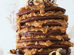 german chocolate pancakes recipe myrecipes