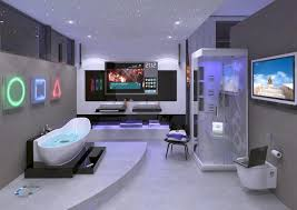 technology in homes high tech houses that have it all