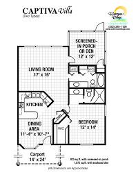 Florida Floor Plans Central Florida Independent Living Floorplans Mount Dora Orlando