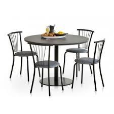 table de cuisine en stratifié table cuisine ovale avec pied central affordable table de cuisine