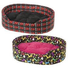 divanetti per gatti ferplast dandy motivo barboncini o misura 80 cuccia per