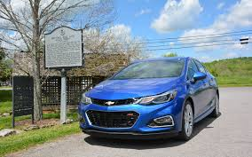 2016 chevrolet cruze the quiet cruiser review the car guide