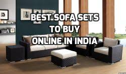 Sofa Set Buy Online India Best Sofa Sets To Buy Online In India Best Furniture Online