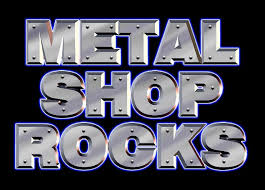Shoo Metal metal shop hair band radio metal shop hair band radio