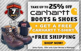 black friday boots carhartt black friday sale 2014