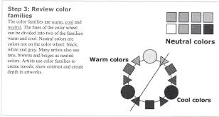 what are neutral colours teaching tip tuesdays colour families silent cacophony
