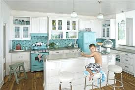 blue kitchen backsplash blue backsplash kitchen thamtubaoan