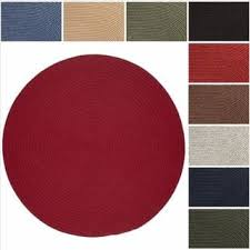 Round Red Rugs Flatweave Round Oval U0026 Square Area Rugs Shop The Best Deals For