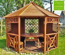 Wooden Pergolas For Sale by Wood Garden Gazebo Ebay