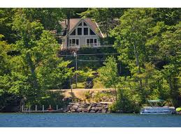 Nh Lakes Region Log Homes by Newfound Lake Waterfront Real Estate For Sale