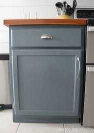 what top coat for kitchen cabinets my painted kitchen cabinets five years later domestic