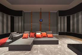 home theater curtains wsdg completes the ultimate home theater in belo horizonte wsdg