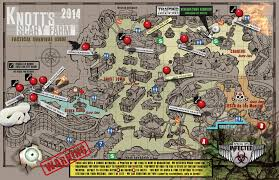 halloween horror nights 25 map zappa com u2022 view topic california
