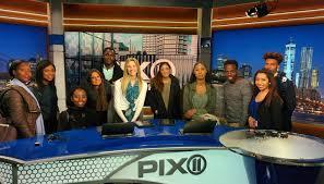 local kean university student joins pix 11 anchor desk east