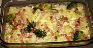 cuisiner les feuilles de chou fleur gratin de légumes aux lardons et munster feuille de choux
