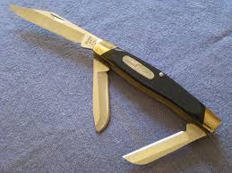 folding and pocket knives
