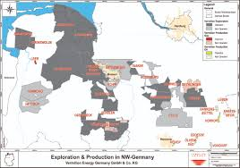 Hannover Germany Map by Our Operations Vermilion Energy Germany