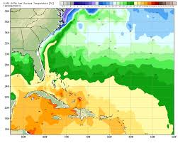 Liberty142 S 2016 Prediction Maps by Subtropical Storm May Still Develop Off Southeast Coast This Week