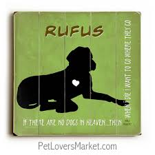 personalized gifts pet memorials if there are no dogs in