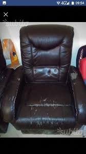 poltrone relax con massaggio 2 poltrone relax con massaggio arredamento e casalinghi in