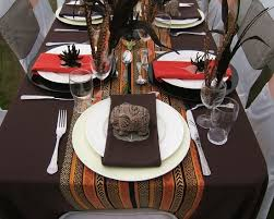 themed tablescapes 54 best tablescape international theme images on