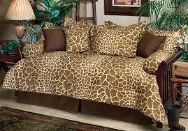 Giraffe Bed Set Giraffe Animal Comforter Ensembles Sheet Sets Bed In A Bag